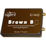 AGENT Brown B