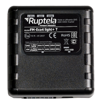 Ruptela FM Eco4 light T series