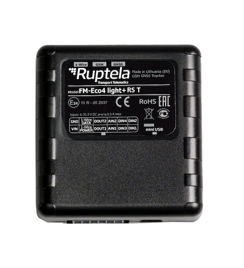 Ruptela FM-Eco4 light+ RS T